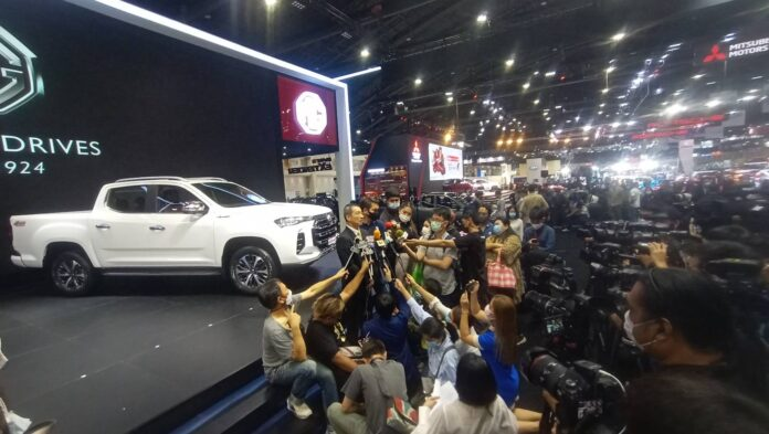Motor Show 2021 Pic Open