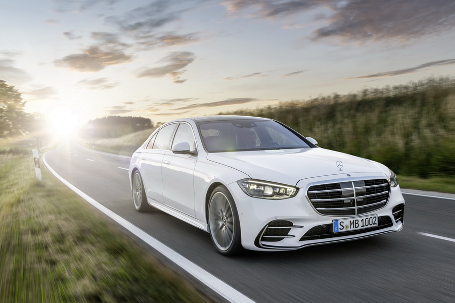 The new S-Class 1